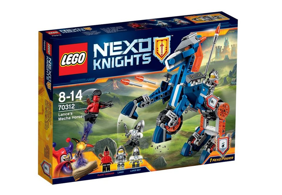 LEGO® Lances Robo-Pferd (70312), »LEGO® NEXO KNIGHTS™«
