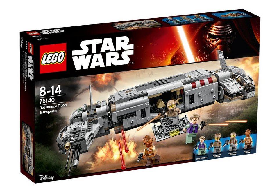 LEGO® Resistance Troop Transporter (75140), »LEGO® Star Wars™«