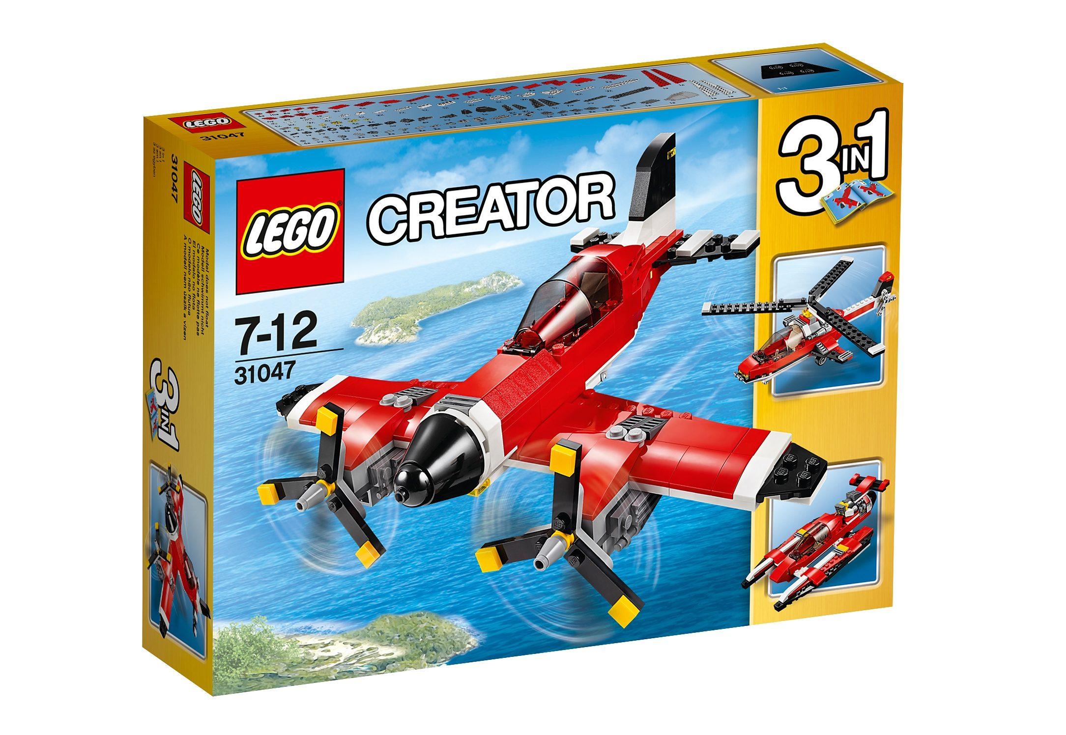 LEGO®, Propeller-Flugzeug (31047), »LEGO® Creator«