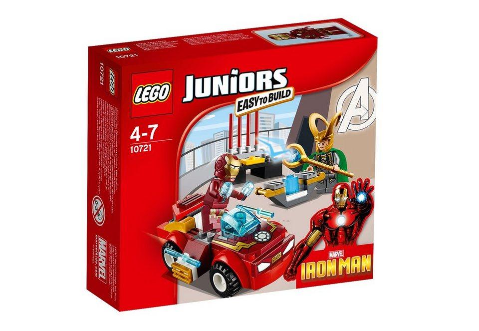 LEGO® Iron Man gegen Loki (10721), »LEGO® Juniors«