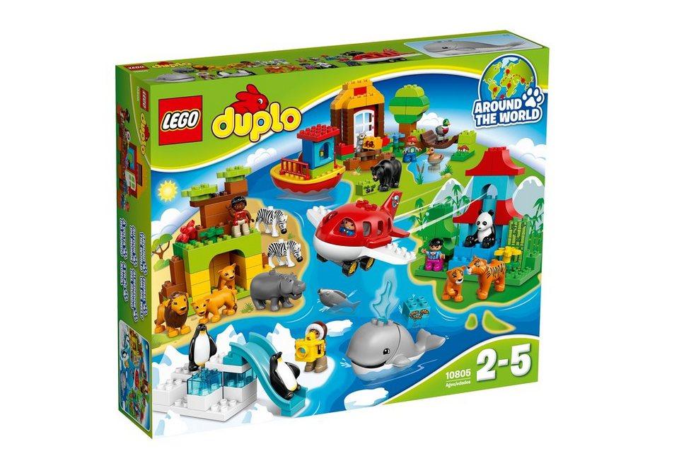 LEGO®, Einmal um die Welt (10805), »LEGO® DUPLO® Town«