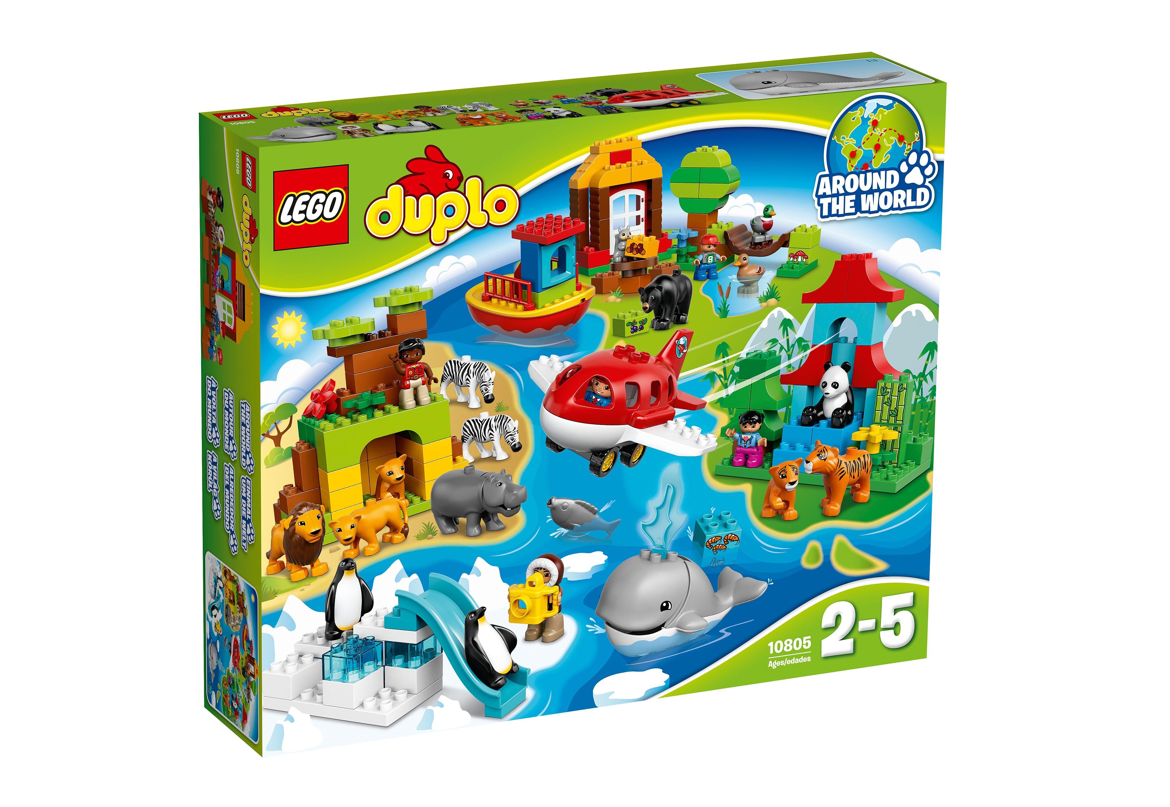 LEGO®, Einmal um die Welt (10805), »LEGO® DUPLO®«
