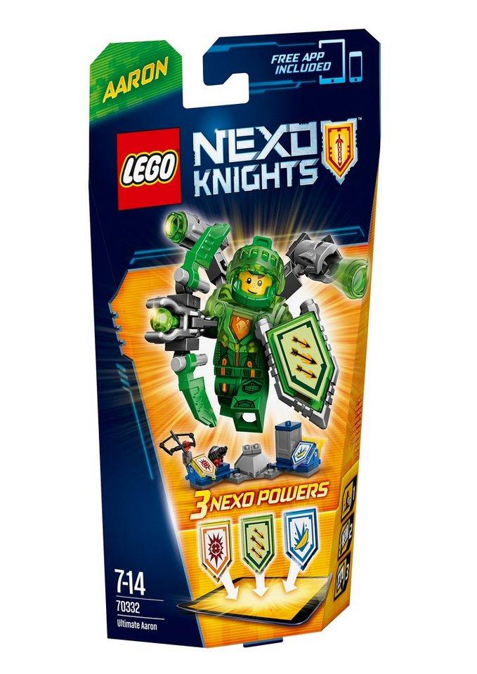 LEGO® Ultimativer Aaron (70332), »LEGO® NEXO KNIGHTS™«