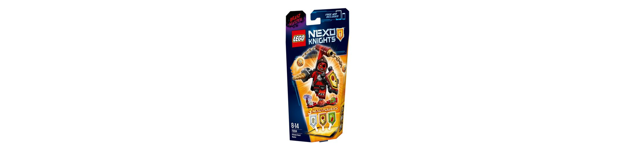 LEGO® ULTIMATIVER Monster-Meister (70334), »LEGO® NEXO KNIGHTS™«