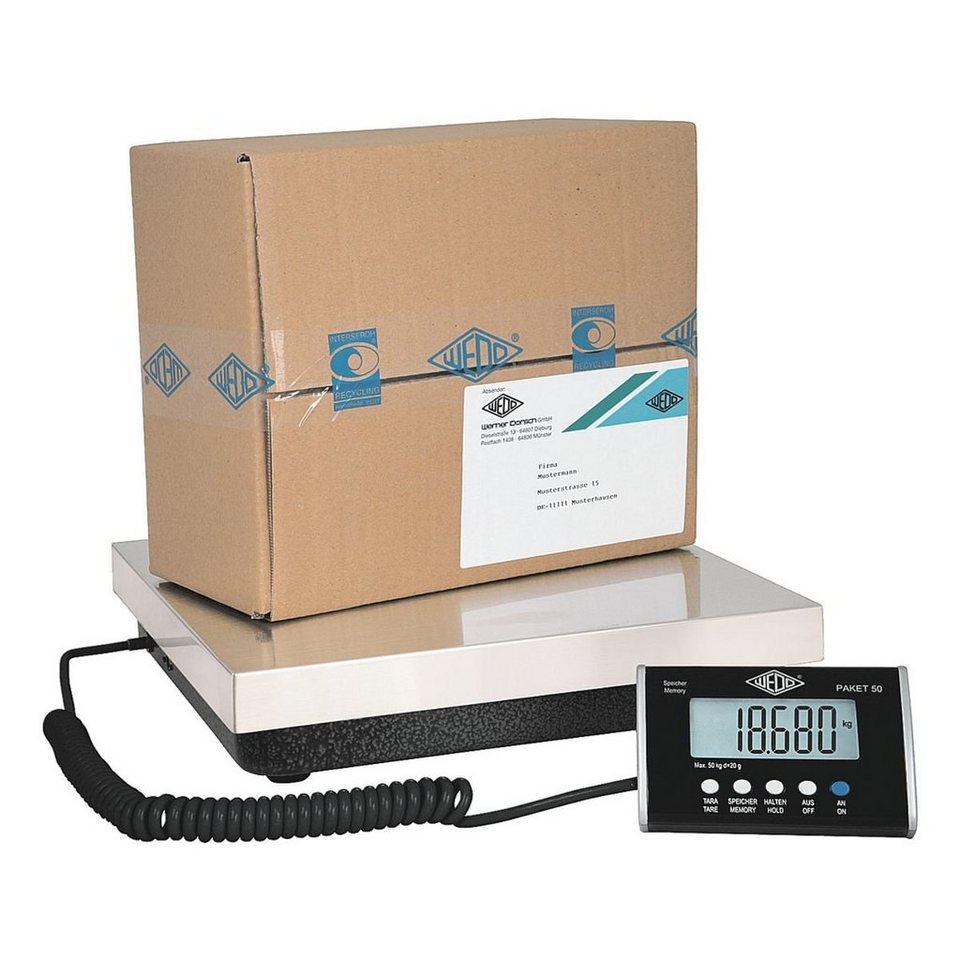 Wedo Paketwaage »Paket 50«