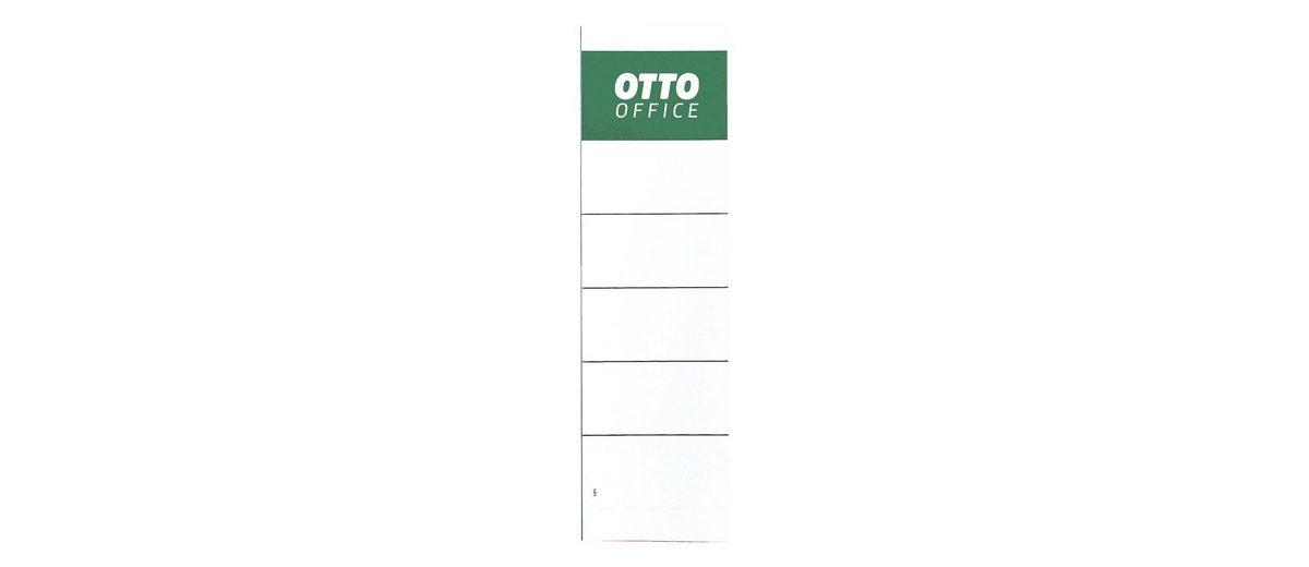 OTTO Office Standard Ordner-Rückenschilder