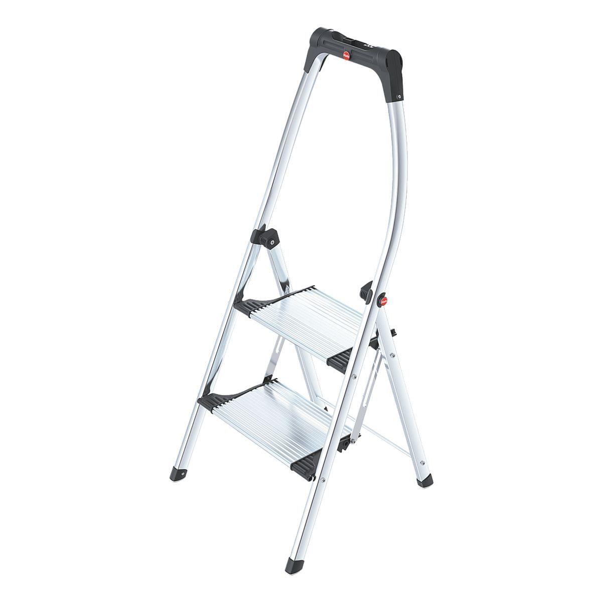 Hailo Stufenleiter/Klapptritt »Livingstep Comfort Plus«
