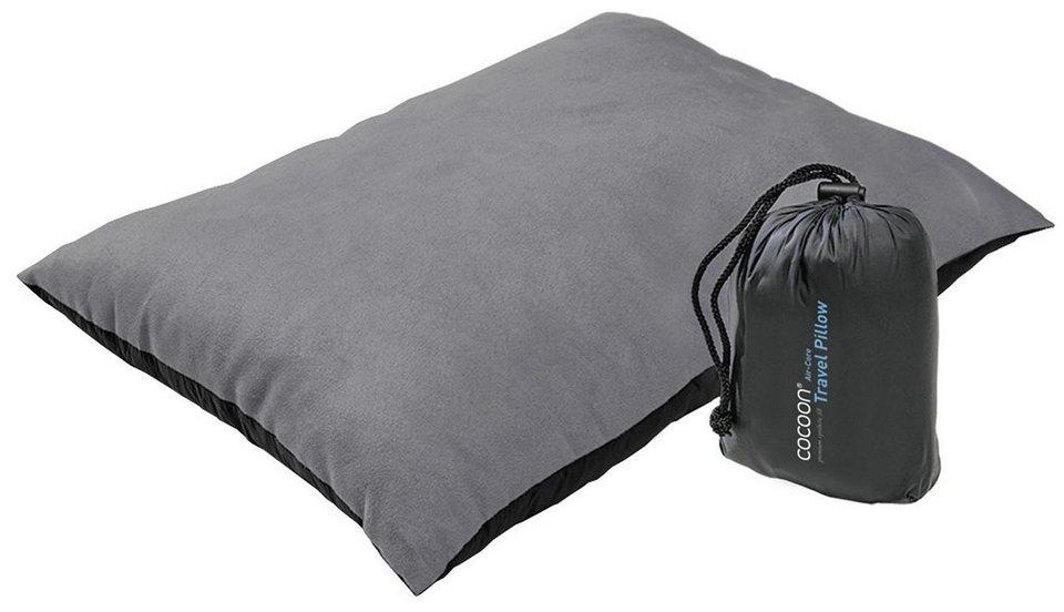 Cocoon Reisekissen »Air-Core Pillow« in grau