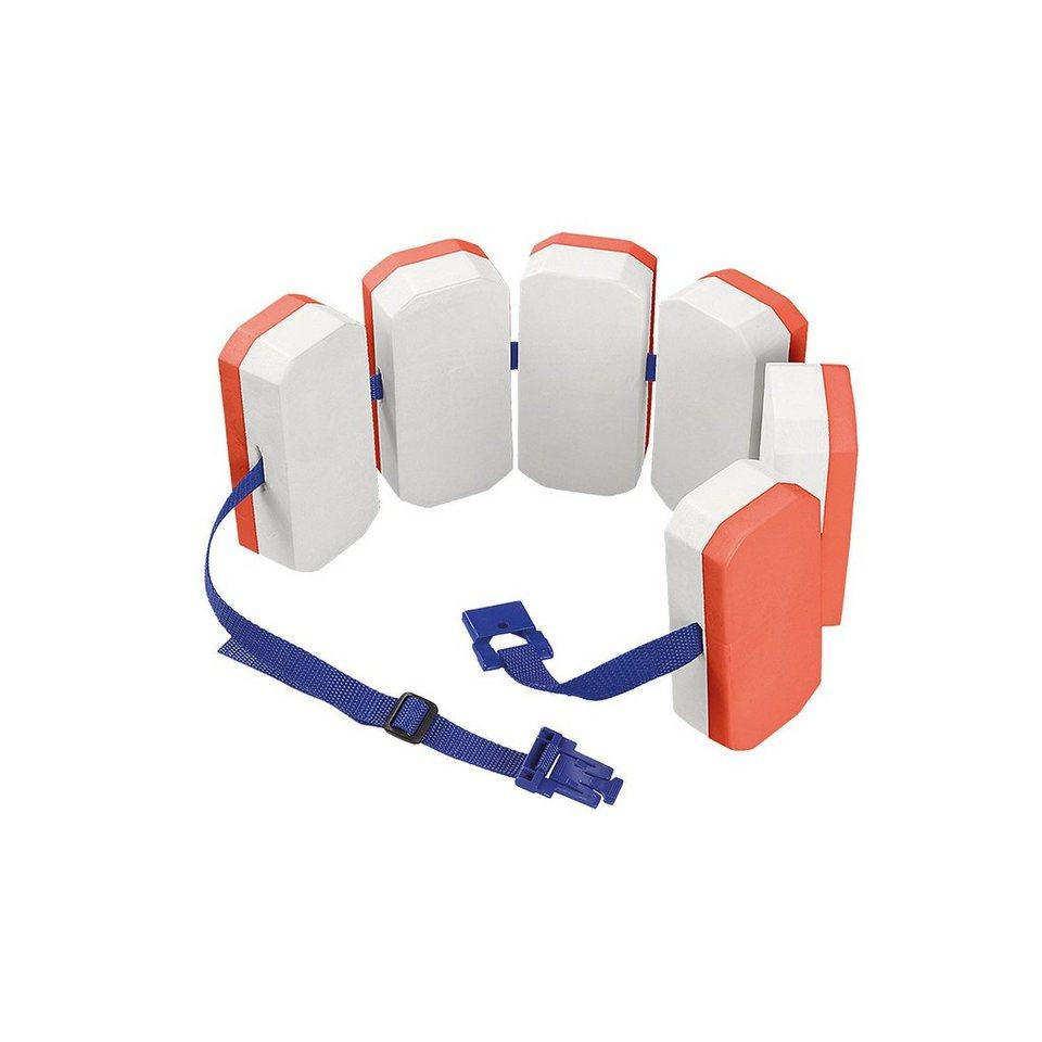 BEMA Schwimmhilfe mit 6 Auftriebskörpern in orange