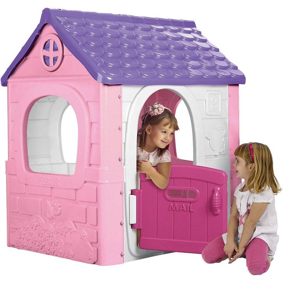 Feber Fantasy Haus Pink