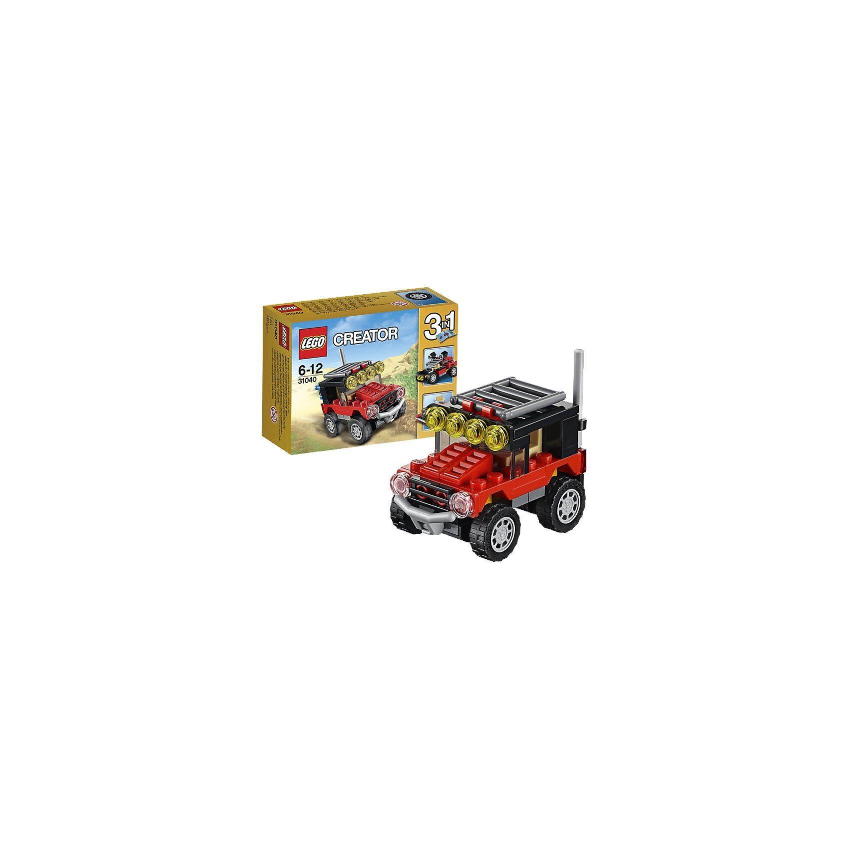 LEGO 31040 Creator Wüstenflitzer