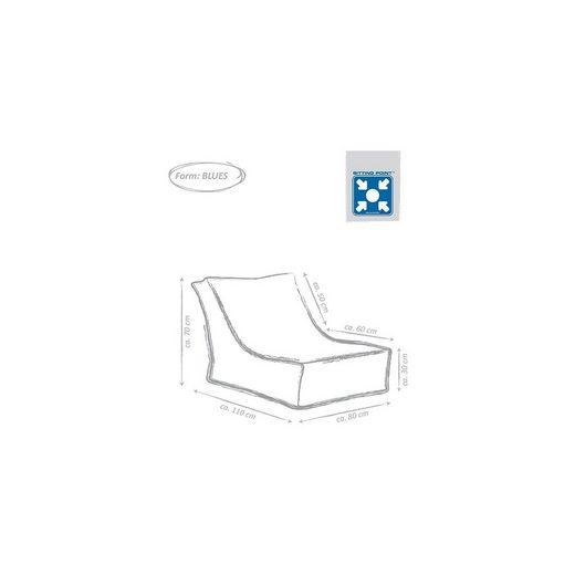 Sitting Point Sitzsack Blues TRINIDAD  braun