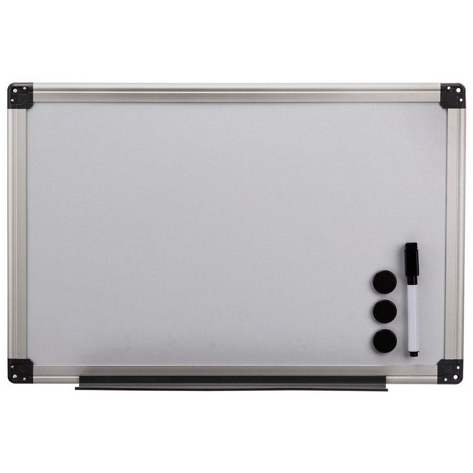 Hama Whiteboard, 40 x 60 cm, Aluminium, Silber in Silber