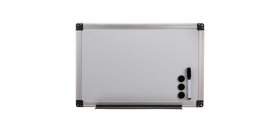 Hama Whiteboard, 40 x 60 cm, Aluminium, Silber