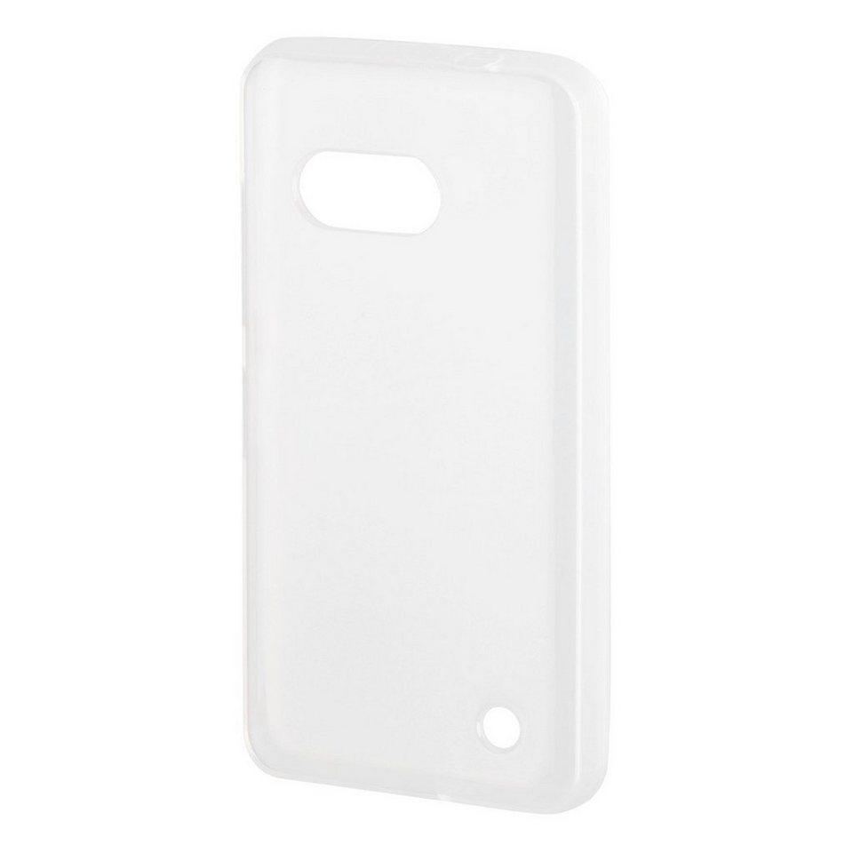 Hama Cover Crystal für Microsoft Lumia 550, Transparent in Transparent