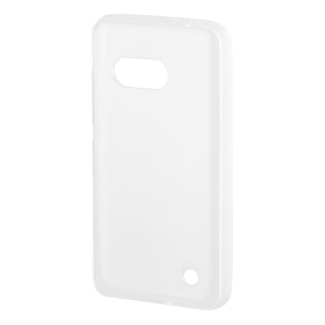 Hama Cover Crystal für Microsoft Lumia 550, Transparent