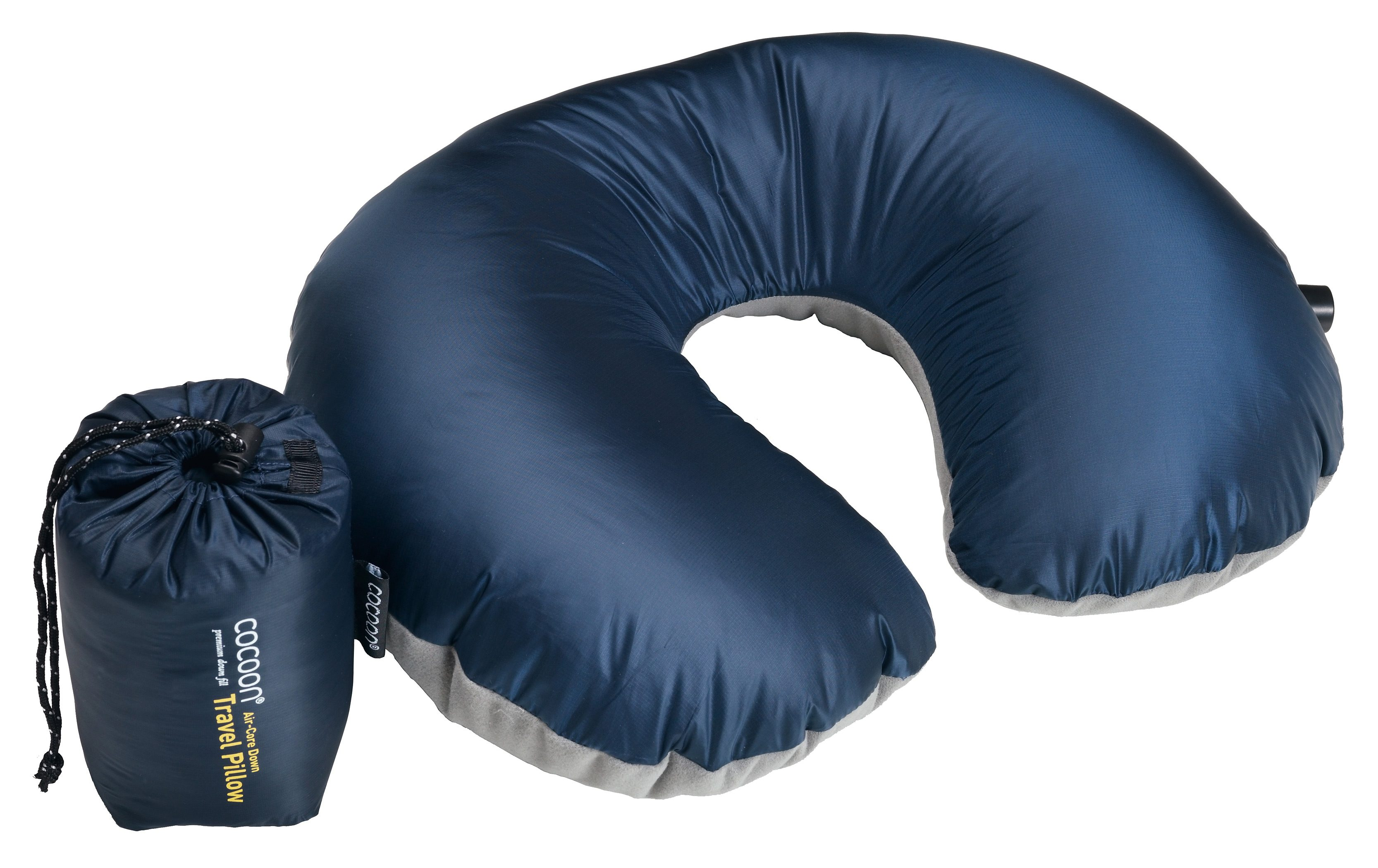 Cocoon Reisekissen »Air Core Down U-Shaped Neck Pillow«