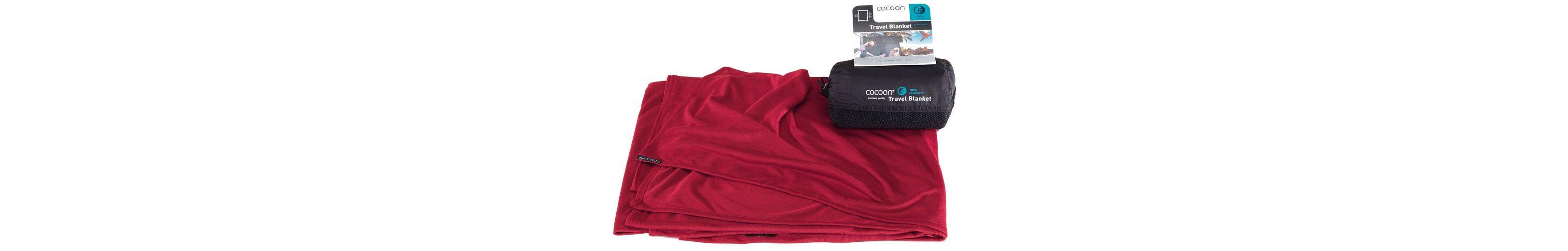 Cocoon Reisedecke »Travel Blanket CoolMax«