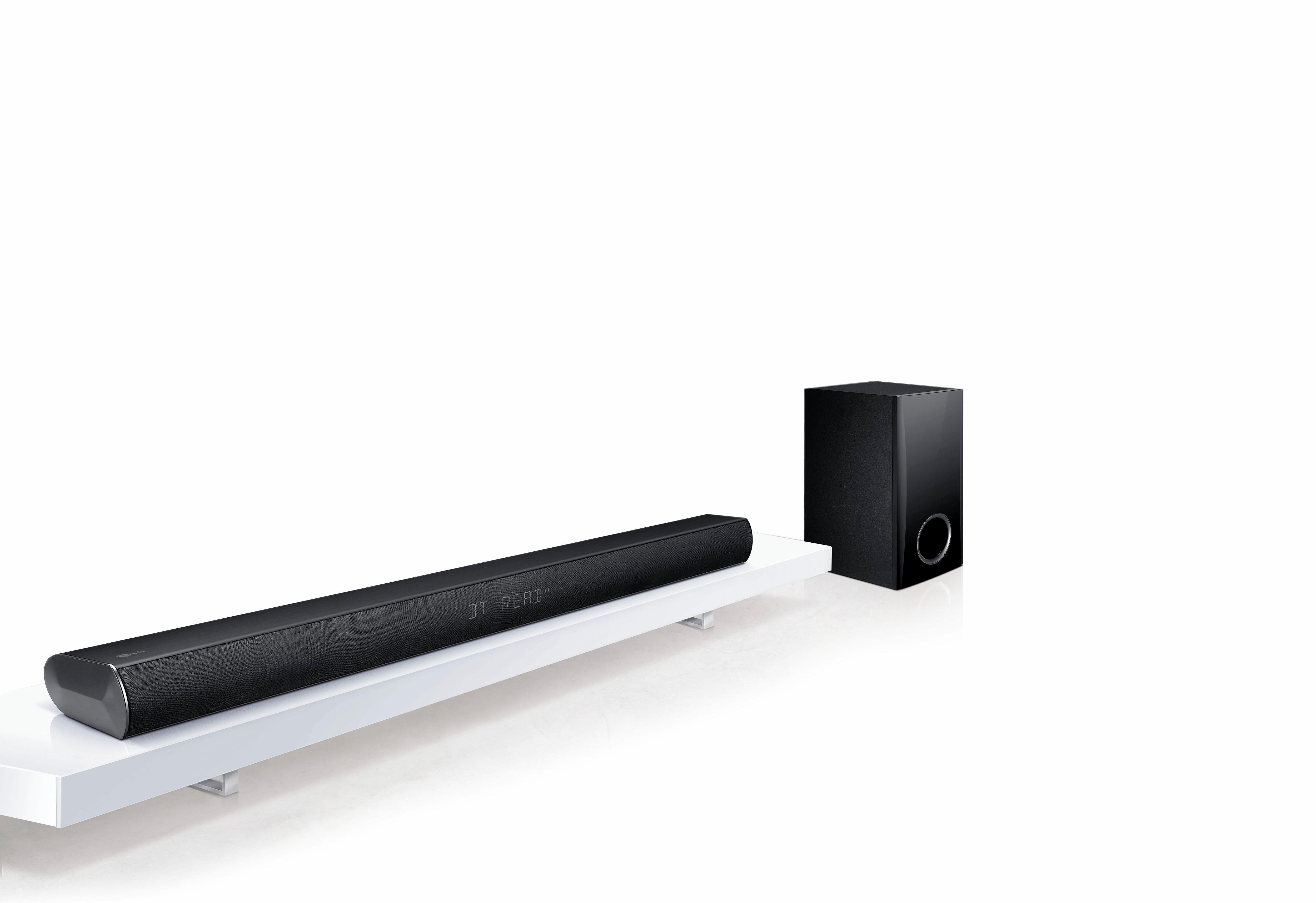 LG LAC450B 2.1 Soundbar (120 W, Bluetooth)