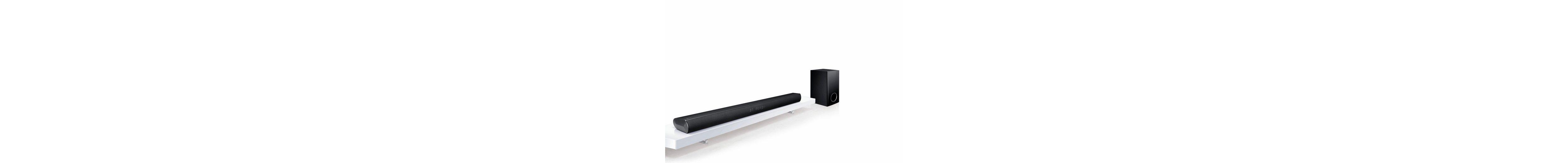 LG LAC450B 2.1 Soundbar (120 W, Bluetooth)