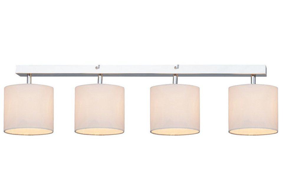 Deckenlampe, Brilliant Leuchten in weiß