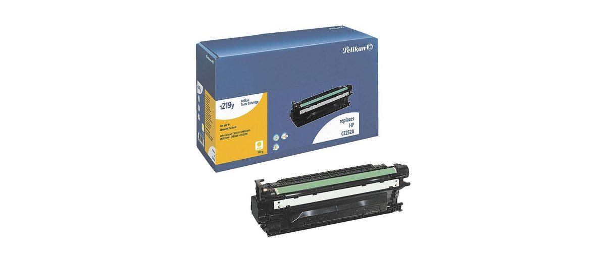 Pelikan Toner ersetzt HP »CE252A« No. 504A