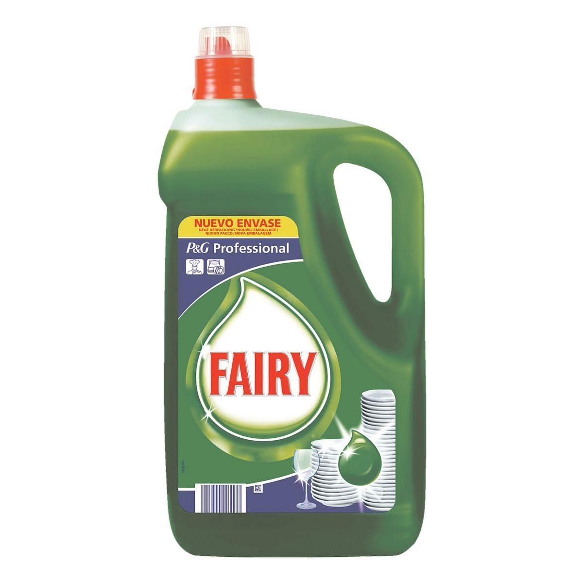 Geschirrspülmittel »Fairy - Konzentrat«