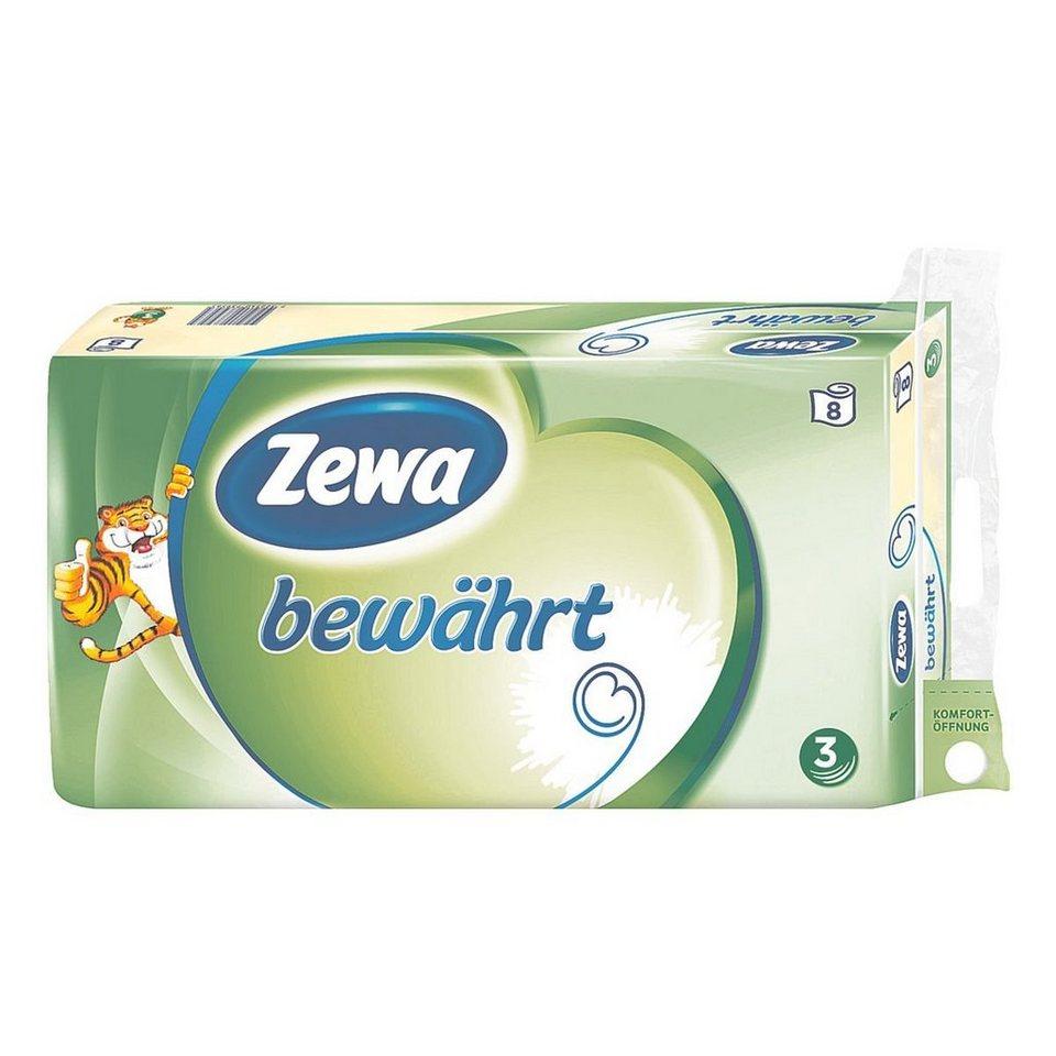 Zewa Toilettenpapier »bewährt«