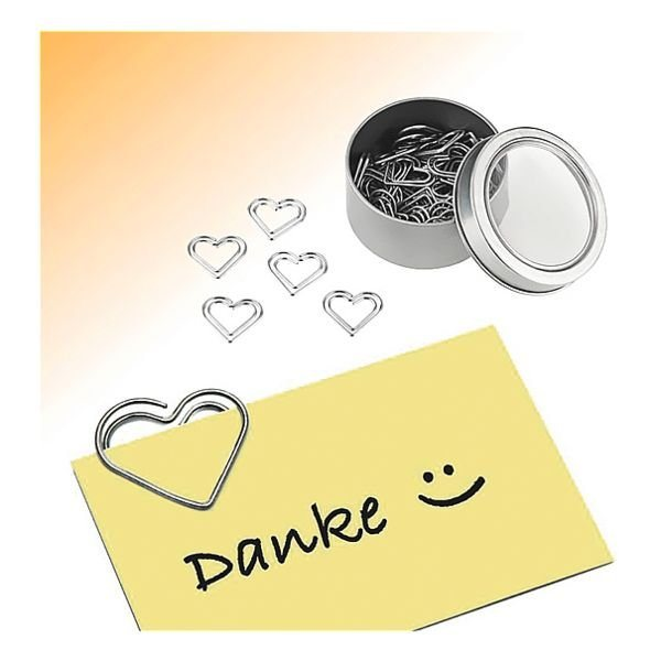 Büroklammer »Herz«