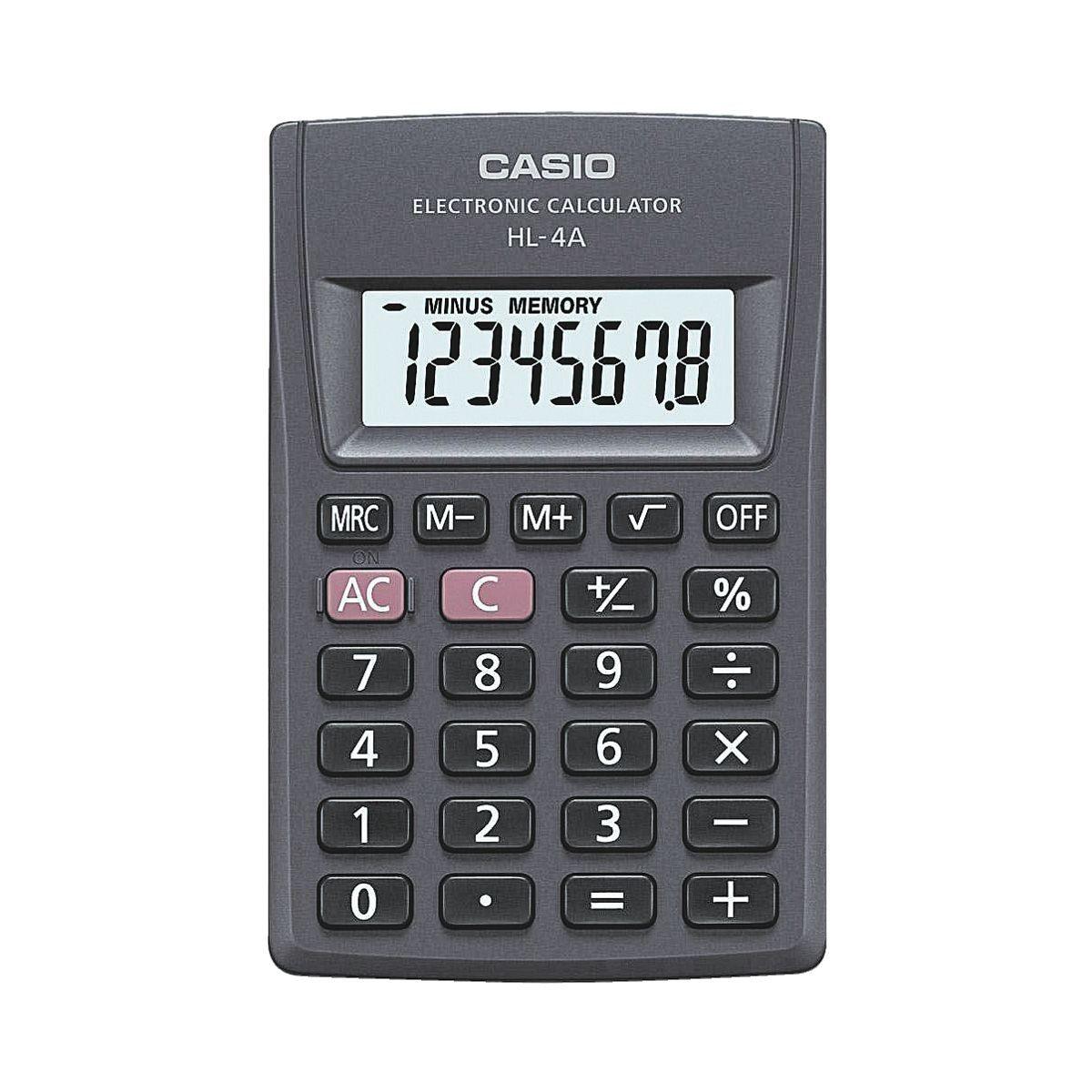 CASIO Taschenrechner »HL-4A«