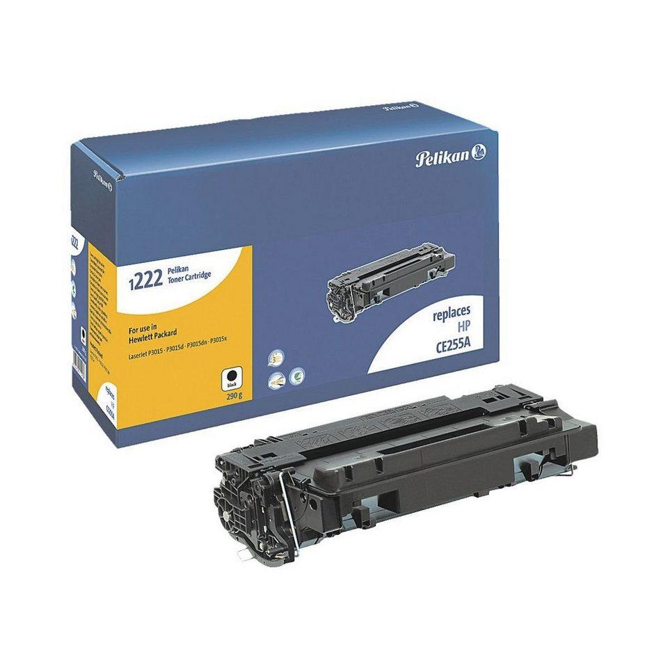 Pelikan Toner ersetzt HP »CE255A« 55A