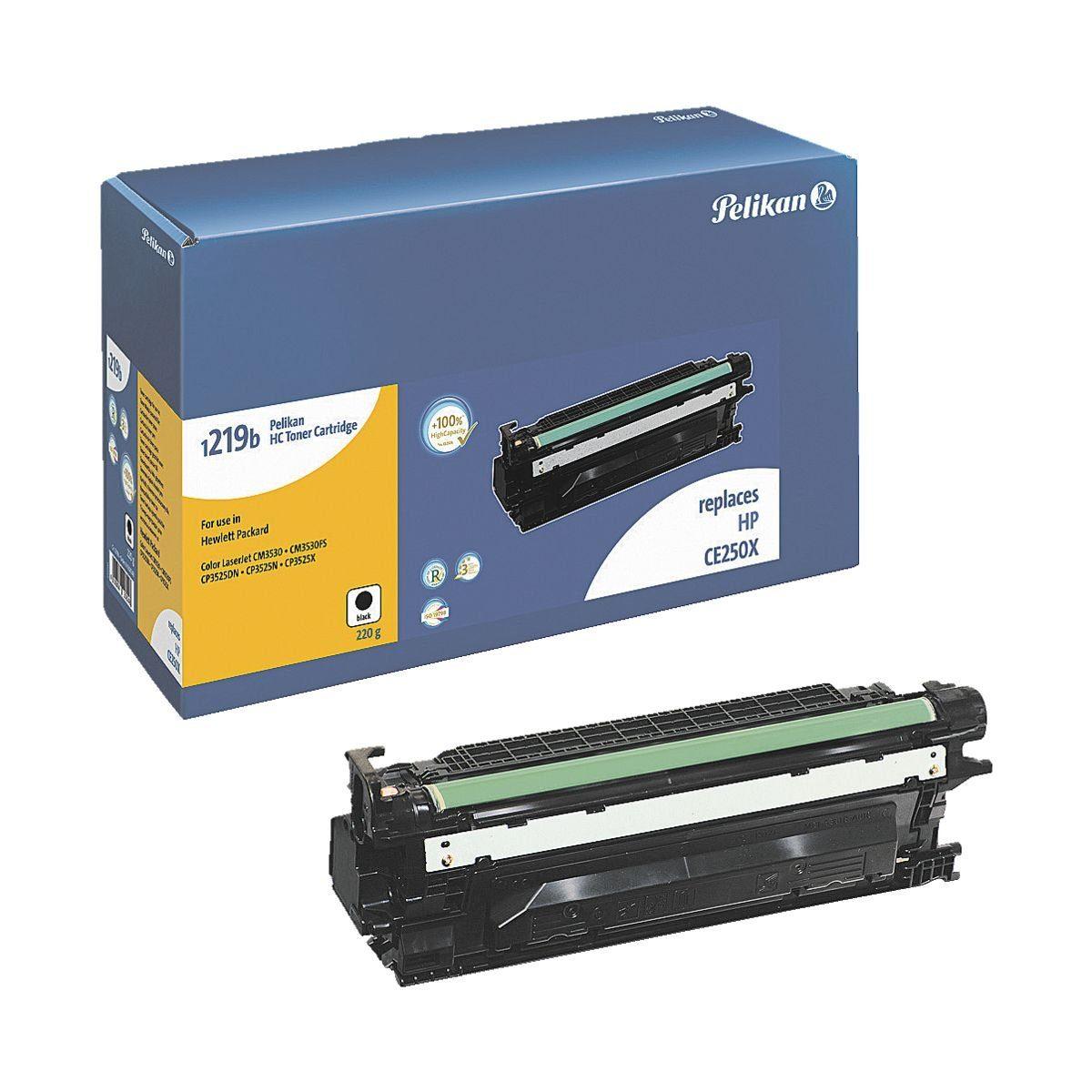 Pelikan Toner ersetzt HP »CE250X« No. 504X
