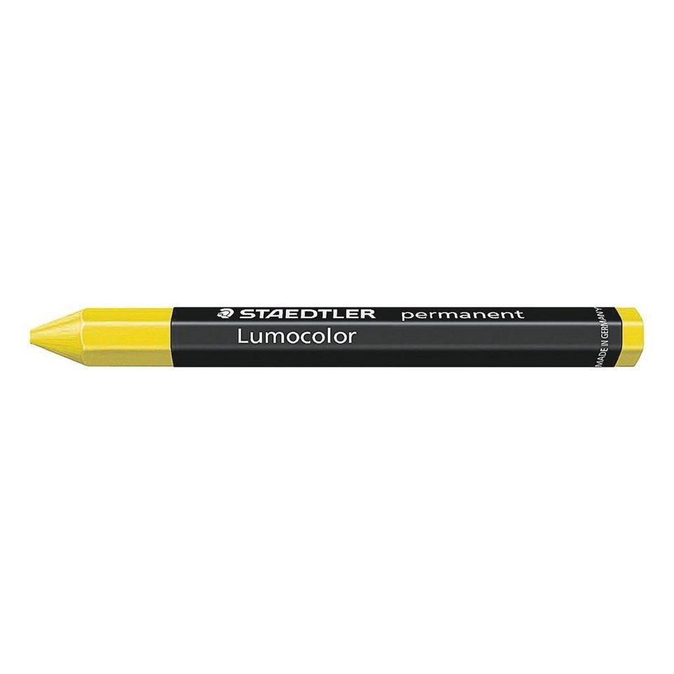 Staedtler Universalkreide »Lumocolor permanent omnigraph« in gelb