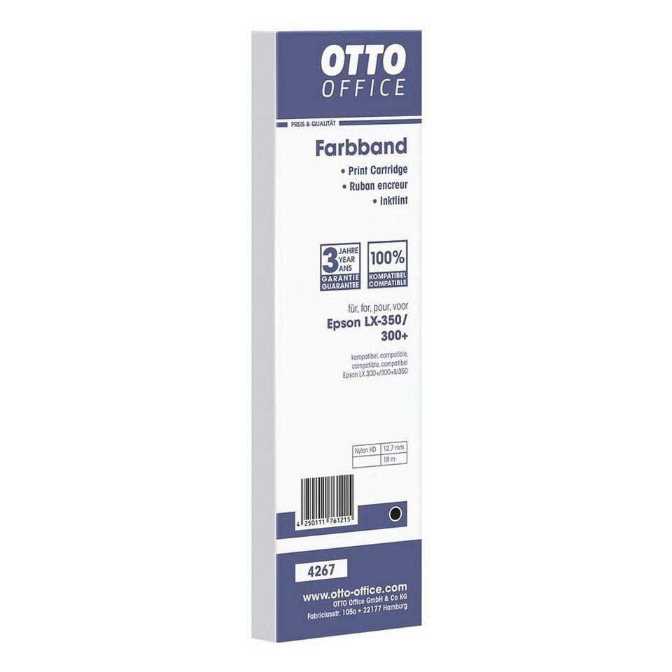 OTTO Office Standard Nylonfarbband ersetzt Epson »S015637« Nr. LX-350/300+