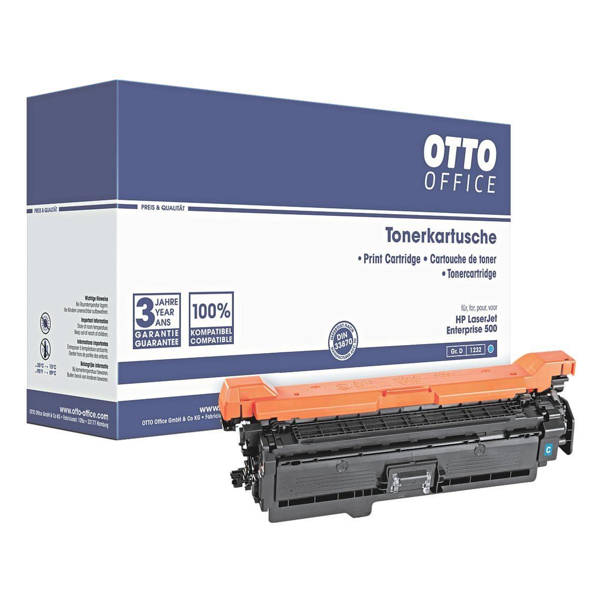 OTTO Office Standard Toner ersetzt HP »CE401A« No. 507A