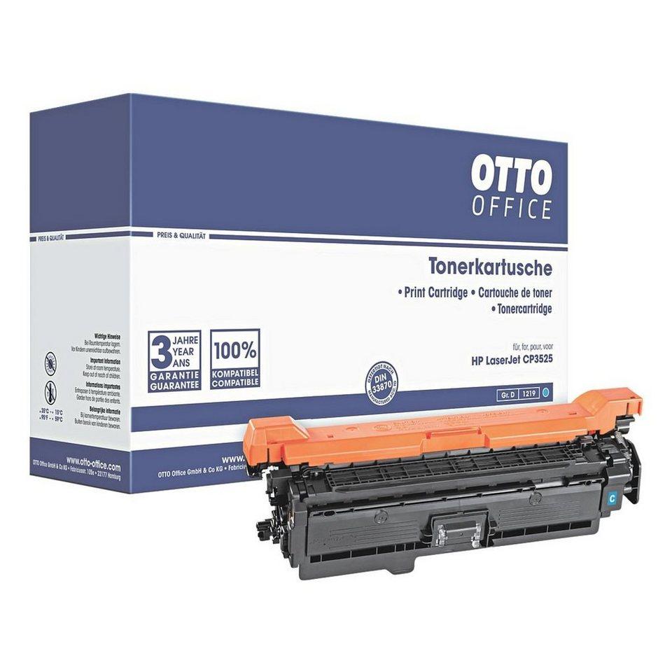 OTTO Office Standard Toner ersetzt HP »CE251A« No. 504A