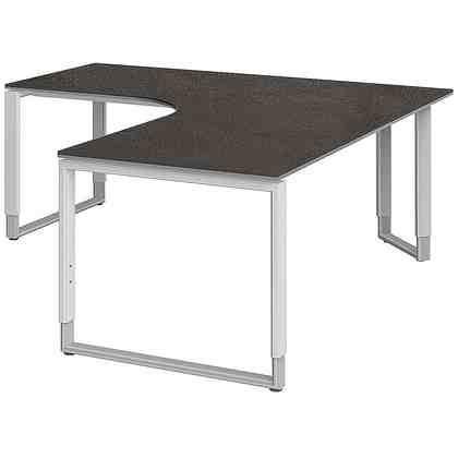 Winkel-Schreibtisch 90° Winkel rechts »Objekt Plus«