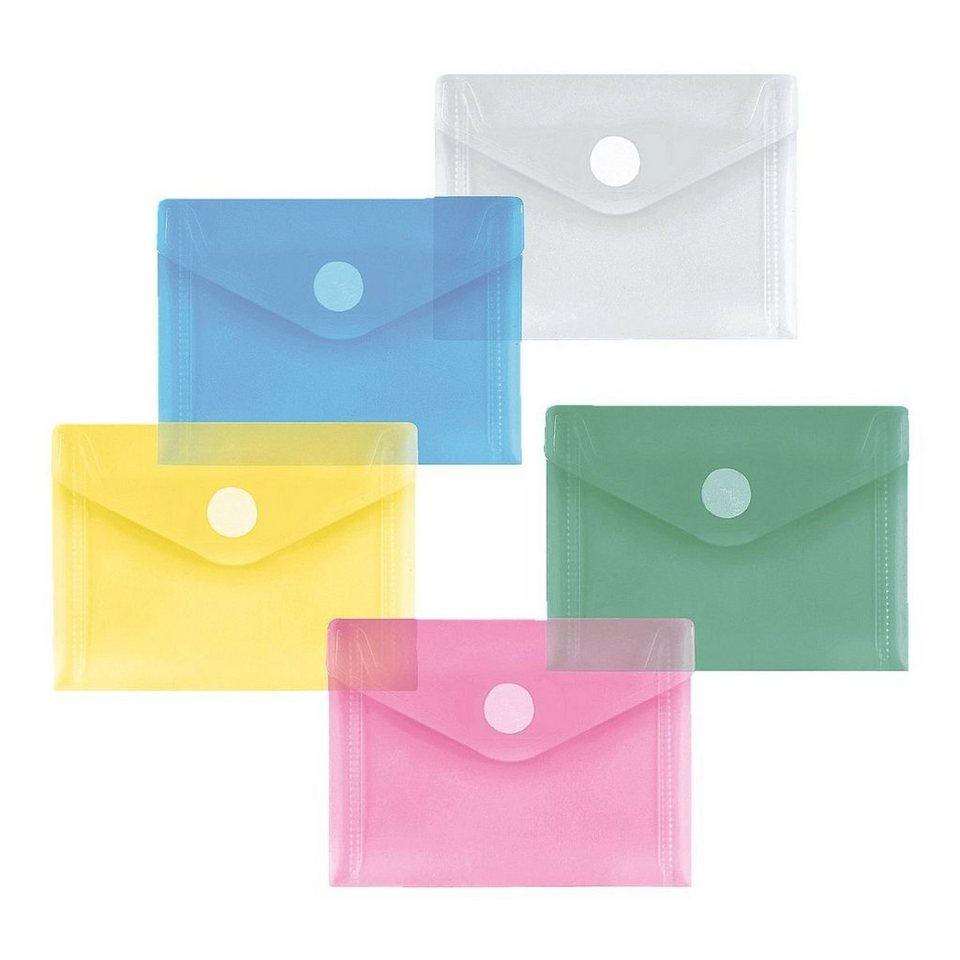 Foldersys Aktentaschen in farbig sortiert