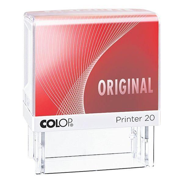 Colop Textstempel »Printer 20/L Original«