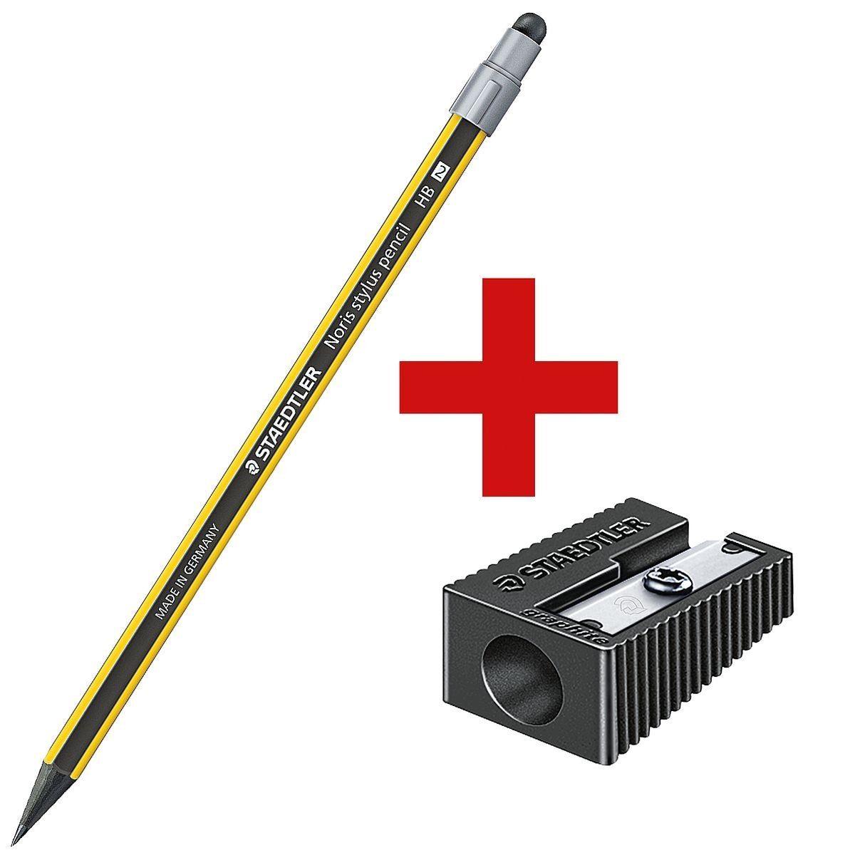 Staedtler Bleistift »Noris Stylus« inkl. Spitzer