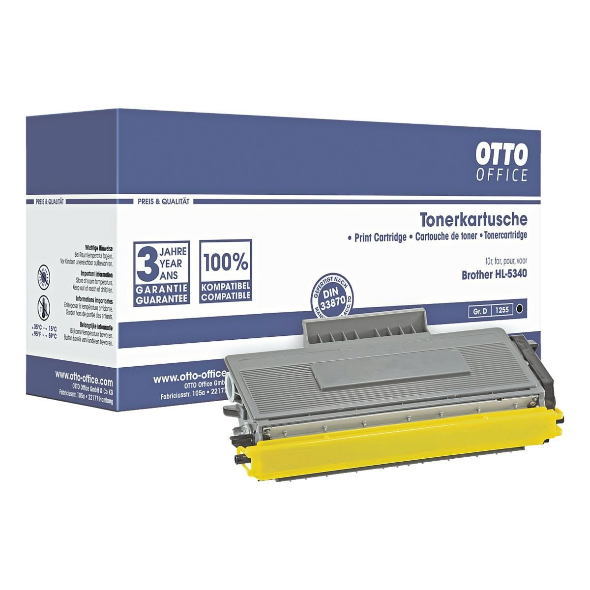 OTTO Office Standard Toner ersetzt Brother »TN-3230«