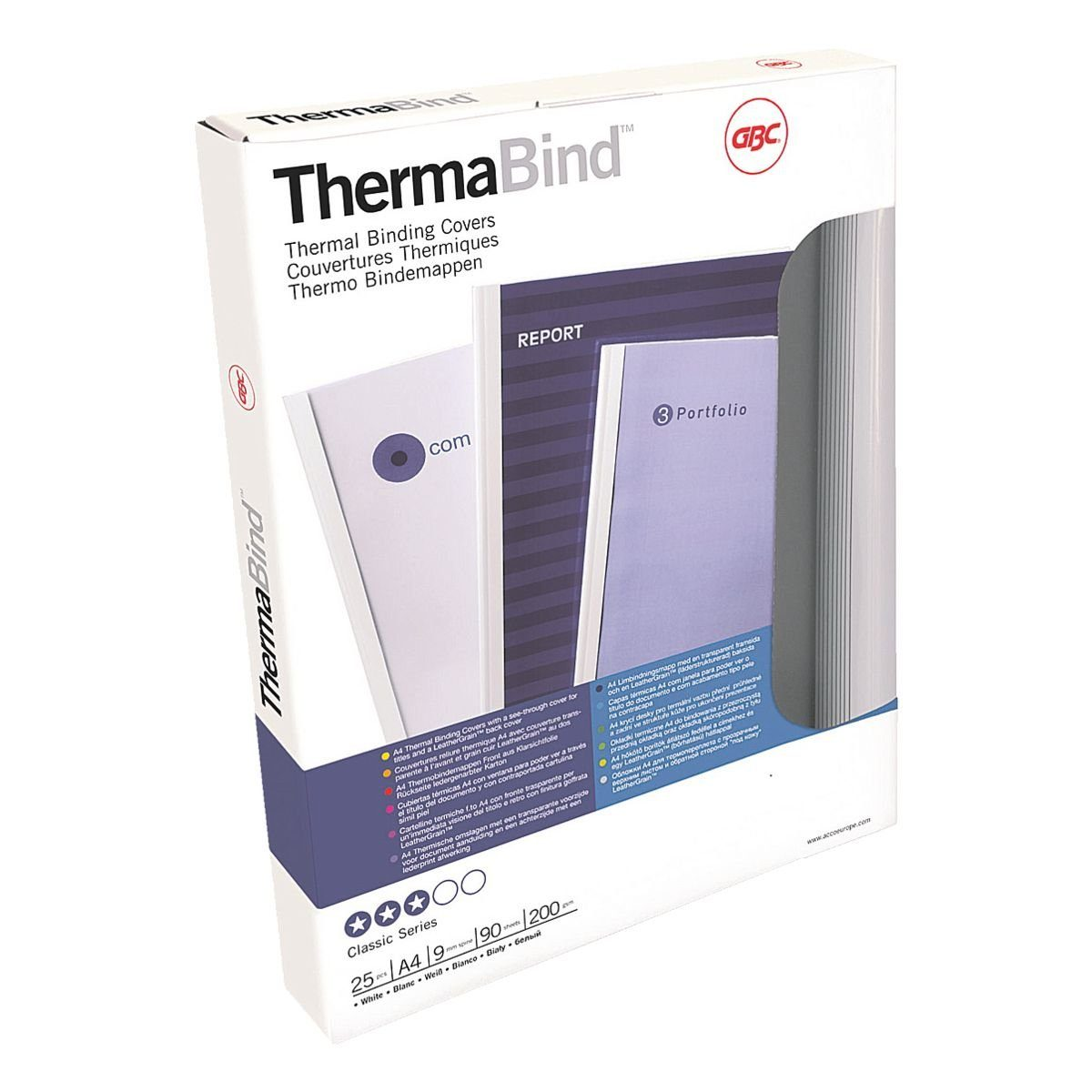 GBC Thermobindemappe »ThermaBind«