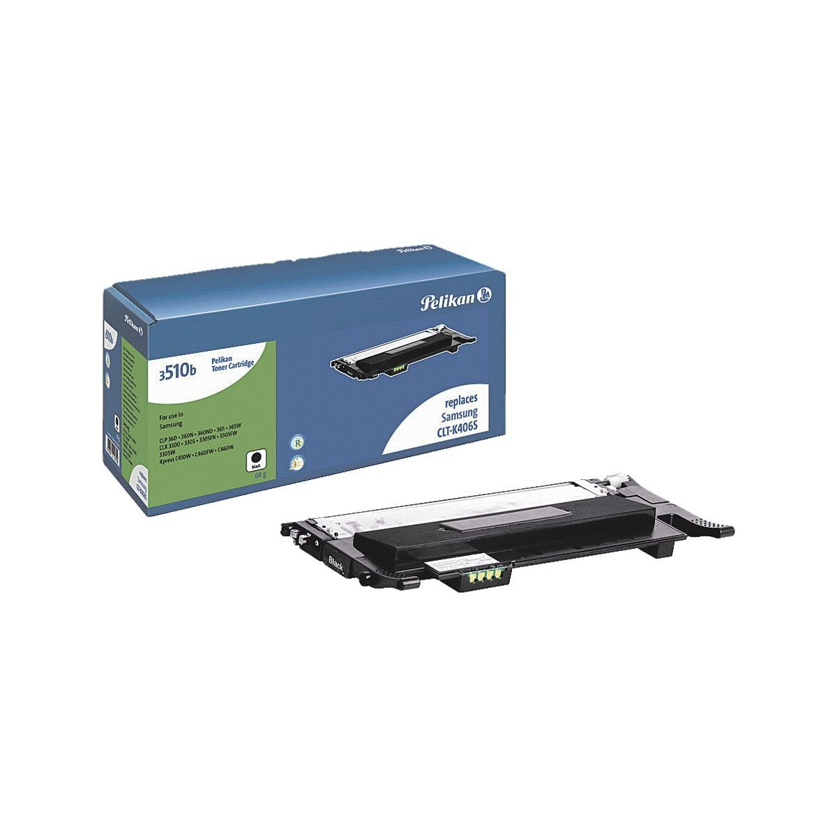 Pelikan Toner ersetzt Samsung »CLT-K406S«