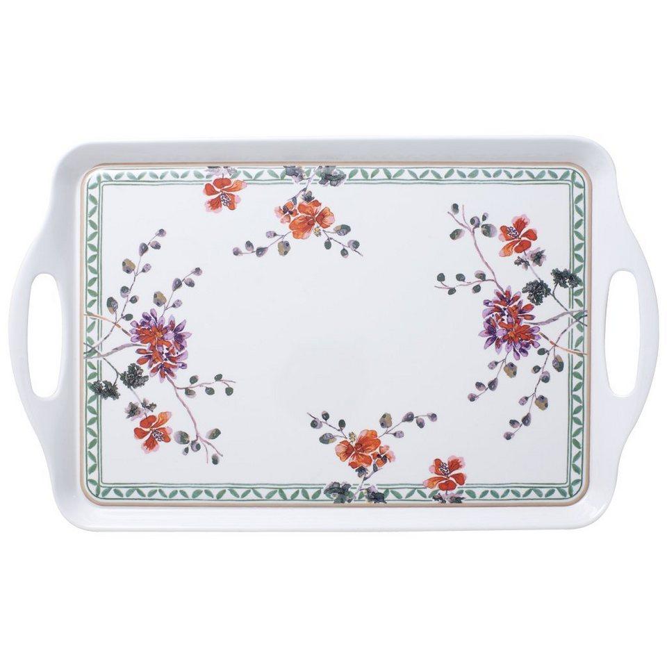 VILLEROY & BOCH Tablett »Artesano Provençal Kitchen« in dekoriert