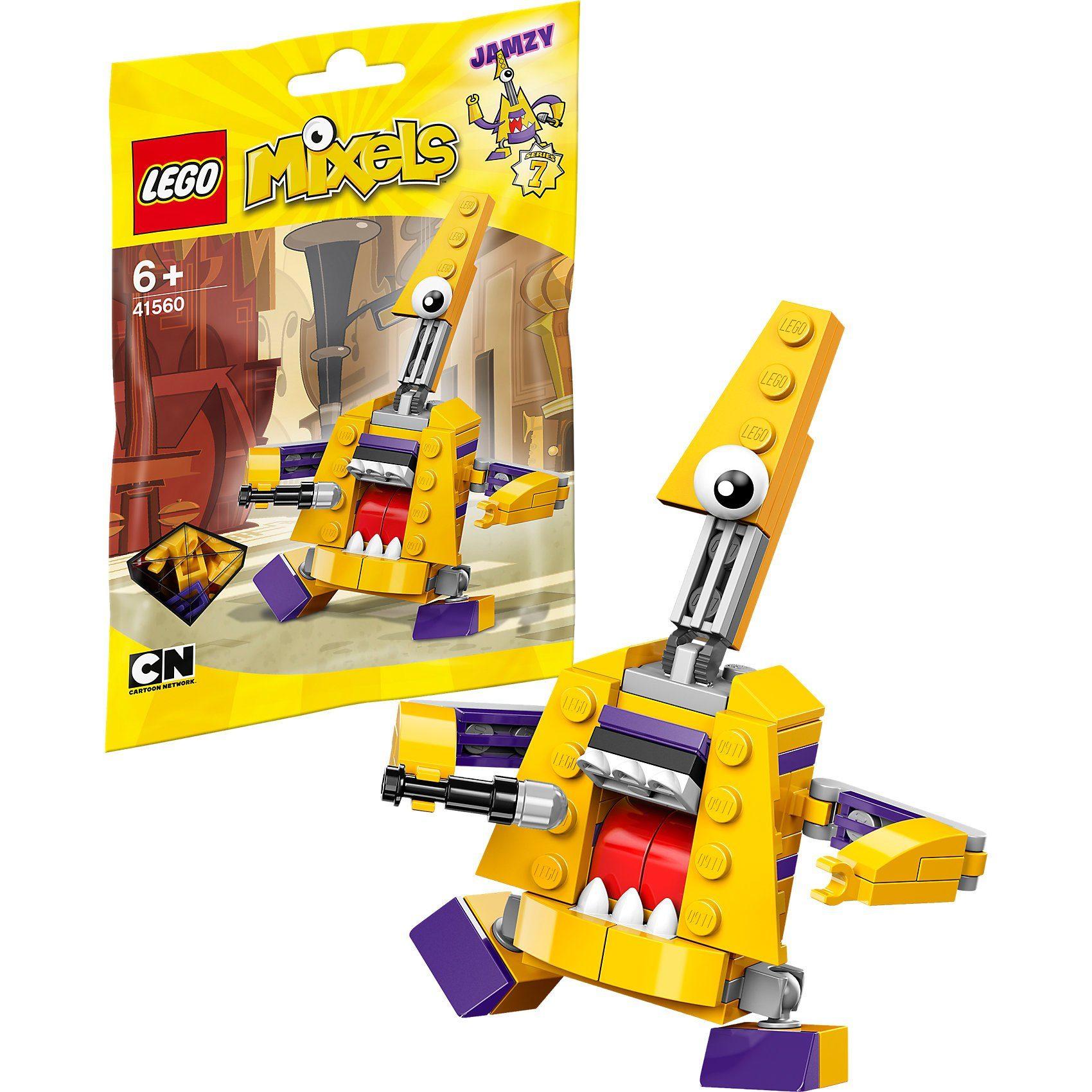 LEGO 41560 Mixels Jamzy