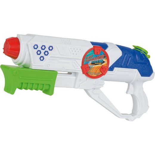 SIMBA Waterzone Tripple Switch Blaster, sortiert