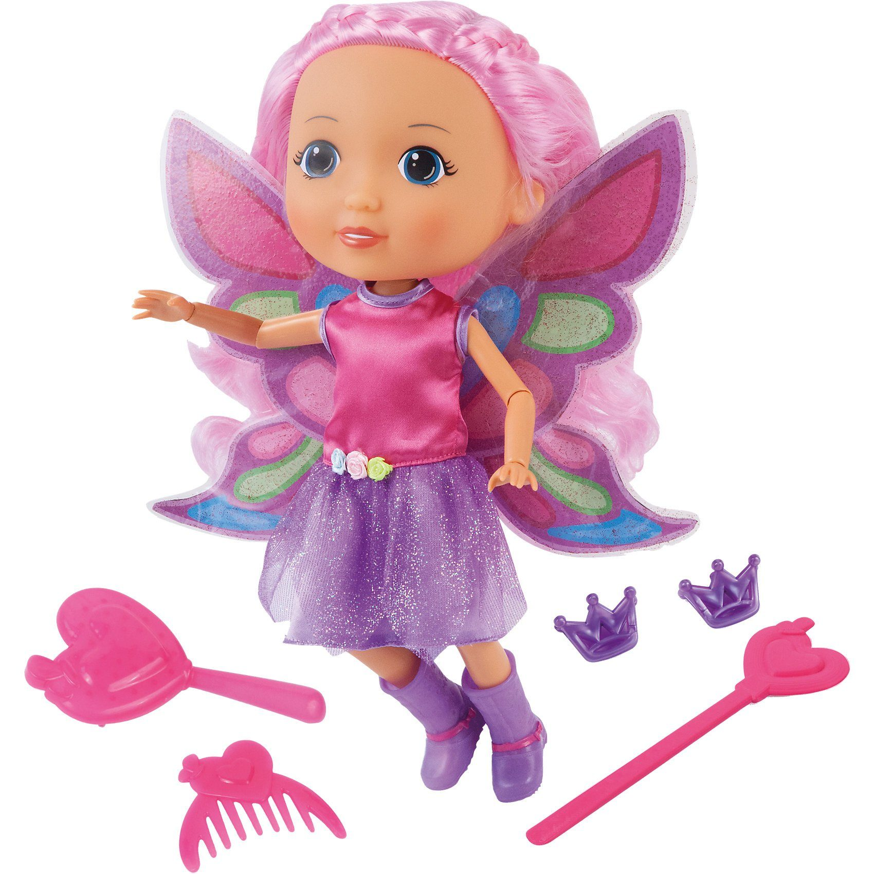 BAYER Puppe Lisa 30 cm Fairy Set