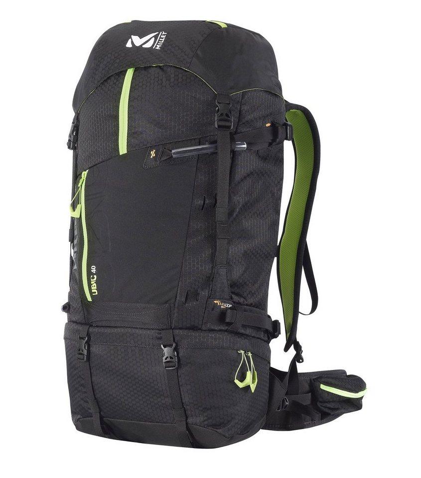 Millet Sport- und Freizeittasche »Ubic 40 Backpack« in schwarz