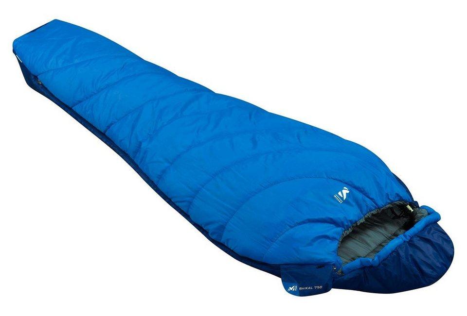 Millet Schlafsack »Baikal 750 Long Sleeping Bag« in blau