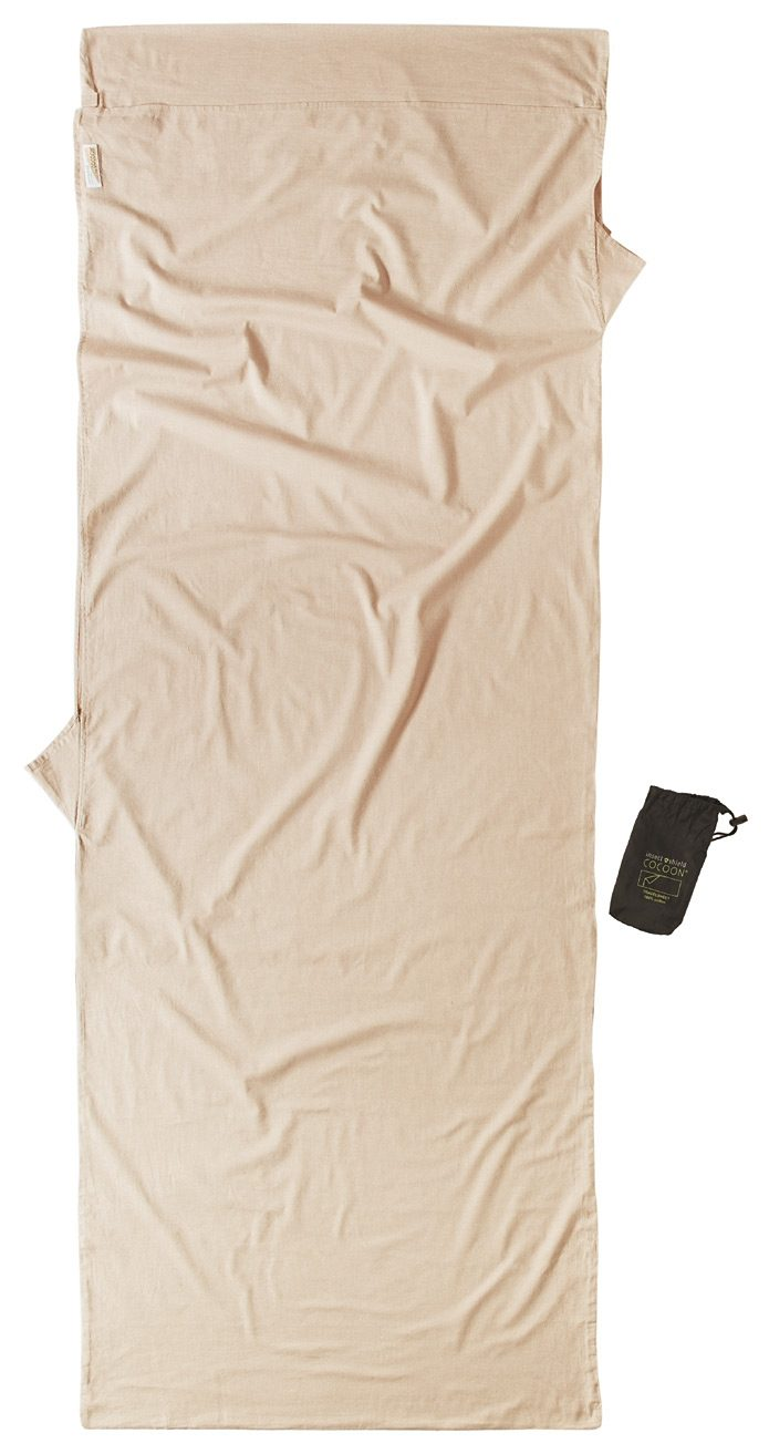 Cocoon Schlafsack »Insect Shield TravelSheet Inlet Cotton«